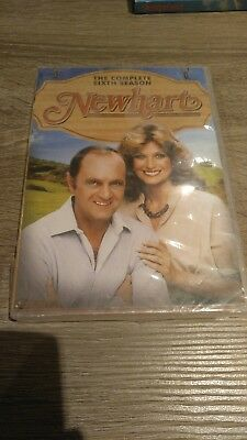 NEWHART The Complete Seventh 7th 7 Season DVD Set CBS TV Series NEW SEALED