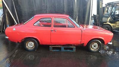 Ford Escort MK1 2 Doors 1100cc LHD Import Average/Poor Condition Rare and Cheap!