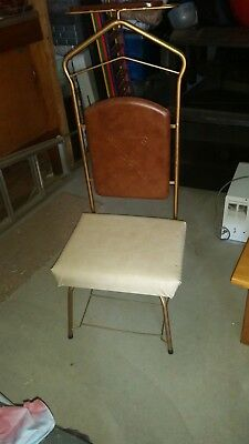 Vintage Valet Clothes stand