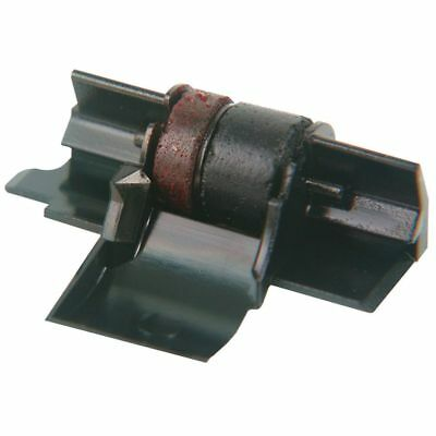 Porelon 42-2 Replacement Ink Rollers, Black/Red, Pack Of 2