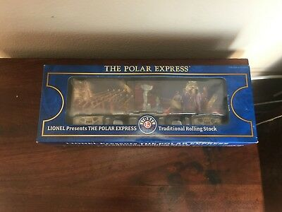 Lionel The Polar Express Traditional Rolling Stock