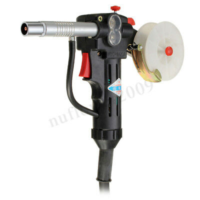 NBC-200A Miller MIG Spool Gun Pull Feeder Aluminum Welding Torch with 1m