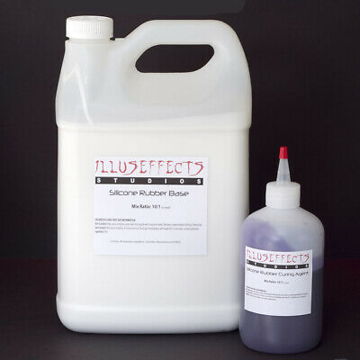 High Strength Silicone RTV Mold Making Compound - Gallon Kit - Purple
