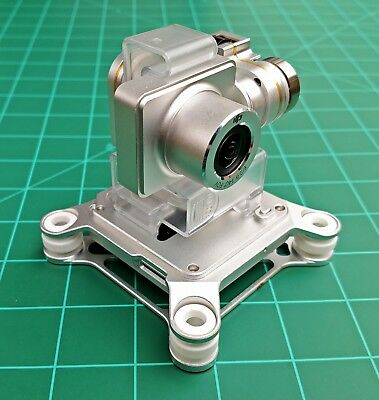 DJI Phantom 2 Vision Plus Camera And Gimbal With Mtg Bracket & Hardware