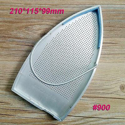 1pc new Teflon Aluminum Made Industrial Iron Plate Cover shoe 210*115mm #900