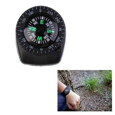 Portable Mini Clip-on Navigation Wrist Compass Outdoor Sports Survival Camping