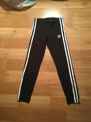 Kids Adidas Legging Size Small 7/8