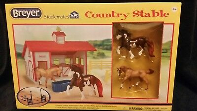 Breyer Country Stable