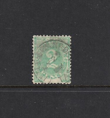 POSTAGE DUES: 1902 BAB 2d Emerald Perf 11½-12 SG D3, BW D5 ($30); fine used.