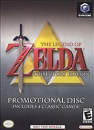 The Legend of Zelda Collector's Edition ~ Nintendo GamCube used