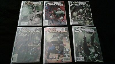 Green Lantern Rebirth 1-6 Complete Series DC Comics