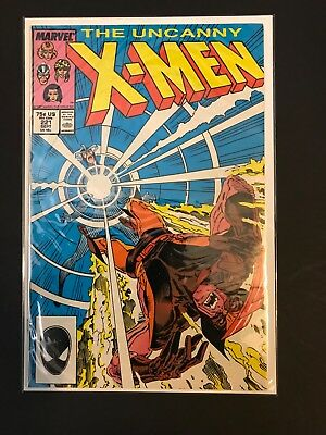 The Uncanny X-Men #221 (Sep 1987, Marvel)