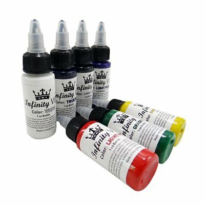 Pure Plant Tattoo Pigment Permanent Makeup Tattoo Ink Pigment SuppliesA*