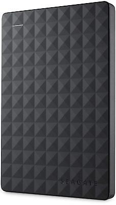 Seagate Expansion 2TB Portable External Hard Drive Super Speed 3.0 USB Powered