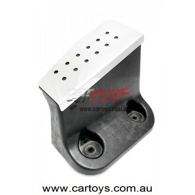 DEAD PEDAL STAINLESS COVER Jass Performance 2610