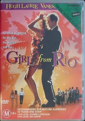 The Girl From Rio (DVD, 2010)
