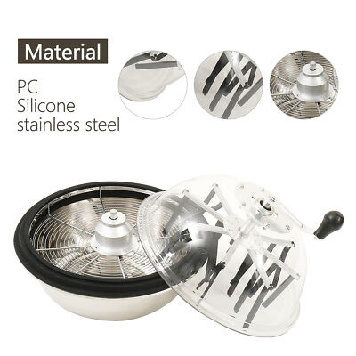 """Ultra Spin Pro & Tumble Leaf Trimmer Cutter Bowl- 16"""", 19"""" or 24"""" - Hydroponics"""
