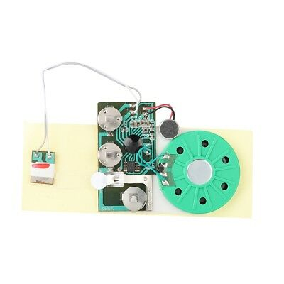 DIY 30s Greeting Card Recordable Voice Chip Music Box Sound Module