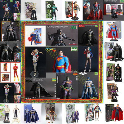 "Crazy Toys Marvel DC Comic 6"" 12"" Super Heros Suicide Squad Action Figure Model"