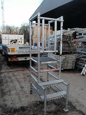 3.0m Podium step / scaffold tower