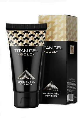 Titan Gel Gold 50 Ml