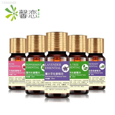 4E81 Fragrance Essential Oil Huile Pure Plant Aromatherapy Moist Skin Cares