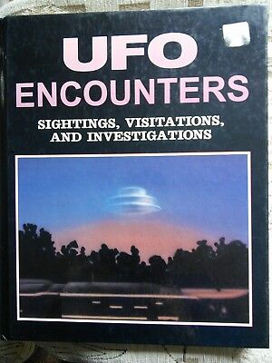 Ufo Encounters sightings,visitations,and investigations