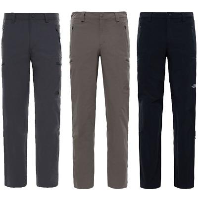 THE NORTH FACE TNF Exploration Outdoor Hiking Trousers Pants Mens All Size New