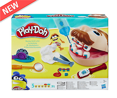 Play-Doh Doctor Drill N Fill Play Set - Brand New Perfect Birthday Gift