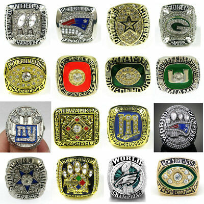 1920-2018 World National Championship Ring Free Shipping Mens Fan Great Gift