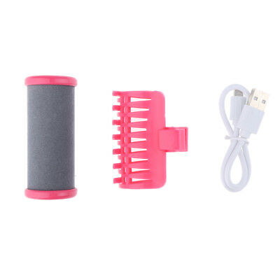 Electric Hair Rollers Home DIY Hair Styling Tools Pro Portable Curlers Clip