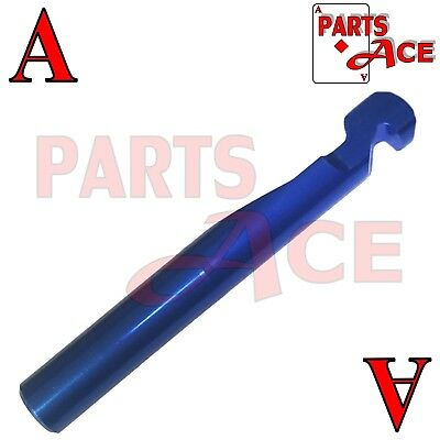Belt changing tool for Polaris RZR CNC Machined Anodized Blue