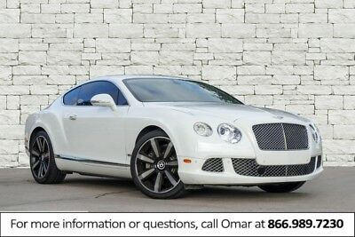 2013 Continental GT LE MANS EDITION 1 OF 48