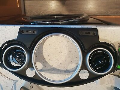 BMW Mini Cooper S JCW one Speedo Surround Clock Instrument dash R50 R52 R53