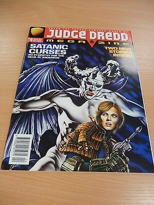 Judge Dredd - Megazine - # 4 - 01 Sep 1995