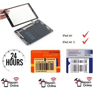 iPad Air 1 2 LCD Digitizer Touch Screen FPC Connector Logic Board Repair Service