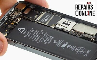 iPhone 5 5C 5S 5SE Replacement Battery Repair Service