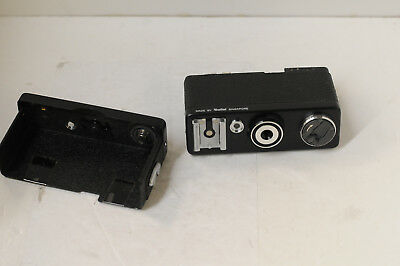 Rollei 35 S Bottom Cover (Black)