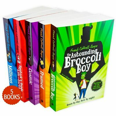 Frank Cottrell Boyce Collection 5 Books Set