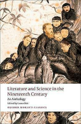 Literature and Science in the Nineteenth Century: An Anthology by Oxford Univer…