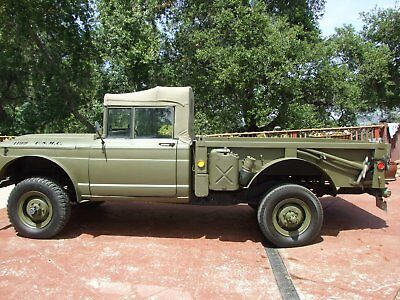 Jeep Military M-715  1 1/4 Ton Ammo Carrier