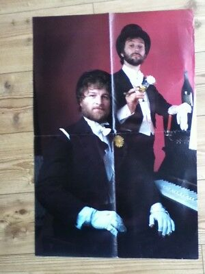Chas & Dave - Giant Poster - Poor Old Mr Woogie - 76cm x 50.5cm