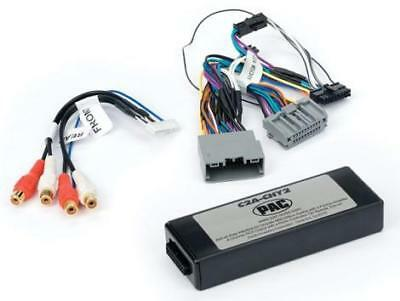 PAC C2A-CHY2 Add an Amp To Chrysler MSCANbus Radios w/4 Channel Amp