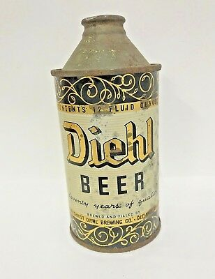 Diehl Cone Top beer can - Indoor