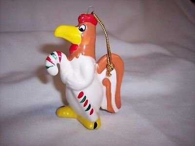 Warner Brothers 1978 Foghorn Leghorn Christmas Tree Ornament