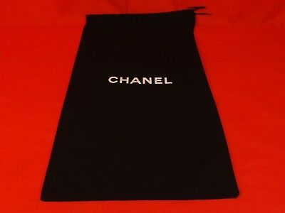 NEW CHANEL Dust Bag for Shoes or Clutch Purse 11.5 x 22.5