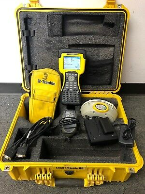 Trimble 5800 GPS w/ TSC2 Data Logger, RTK & L2 Enabled Bluetooth 450-470Mhz