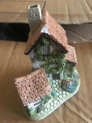 Ivy Cottage by David Winter ; Ivy Cottage;  1982 Hand Made & Painted