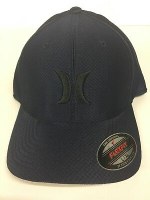 best sneakers 0feb8 8cc78 ... coupon for new mens hurley logo active casual street skater surfer flex  fit ball hat cap