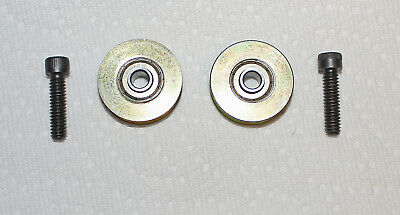 Replacement Flange Track Bearing Kit  for the Tapco Pro Cut-Off  Tool